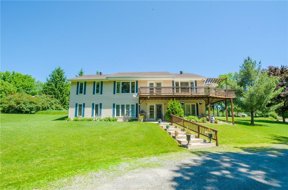 864 Eighth Conc Road, Westport, Ontario K0G1X0
