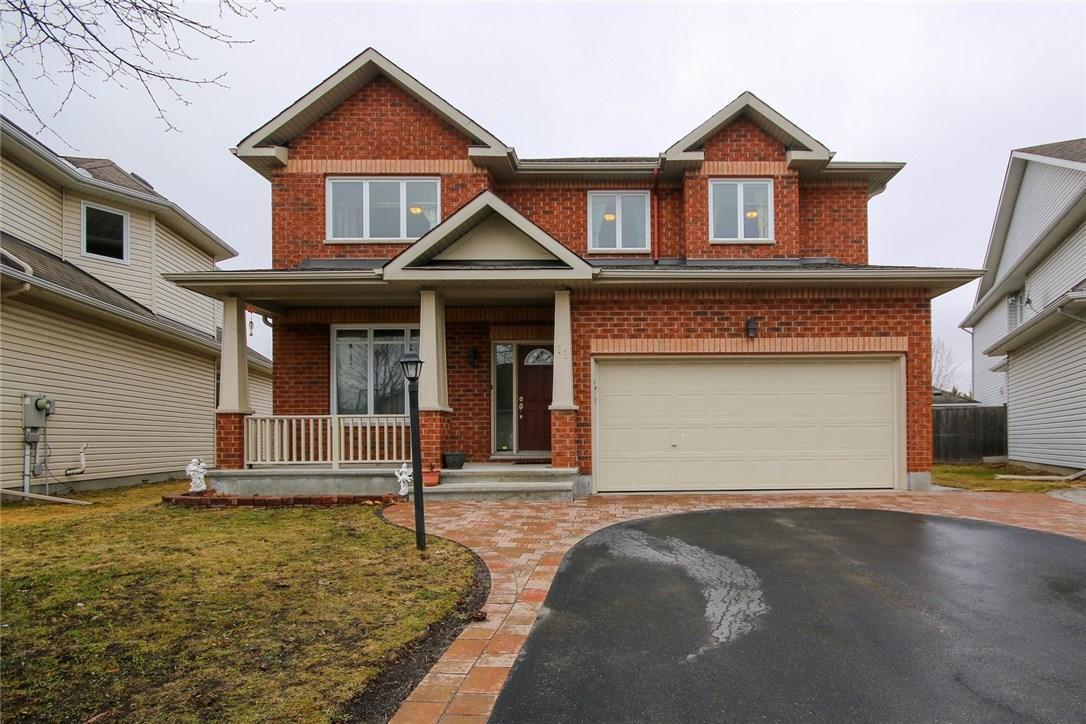 11 Coronet Avenue, Ottawa, Ontario K2G6R8