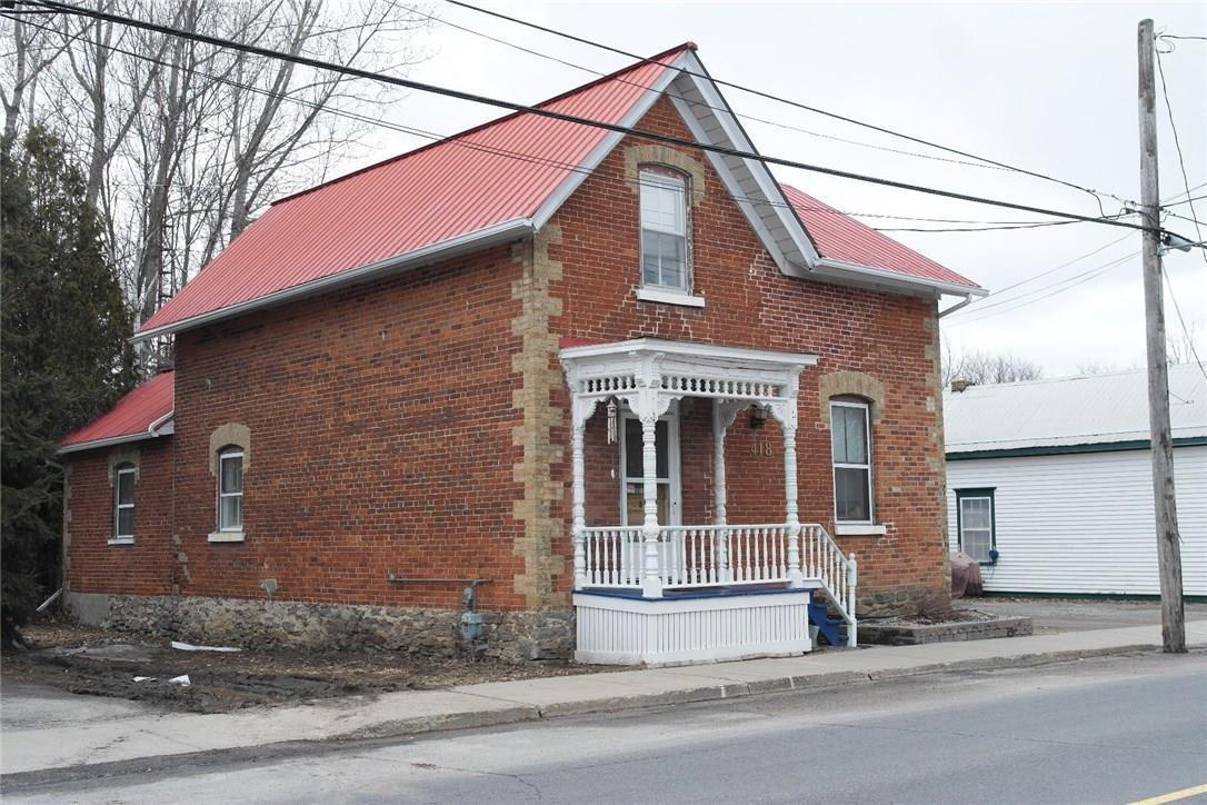 418 St Lawrence Street, Merrickville, Ontario K0G1N0