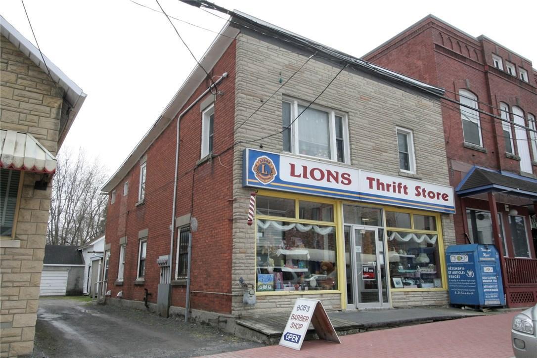 491 Main Street, Winchester, Ontario K0C2K0