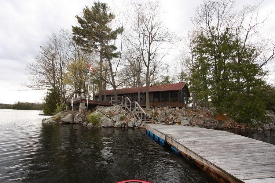 00 Loon ( Newboro Lake) Island, Newboro, Ontario K0G1P0