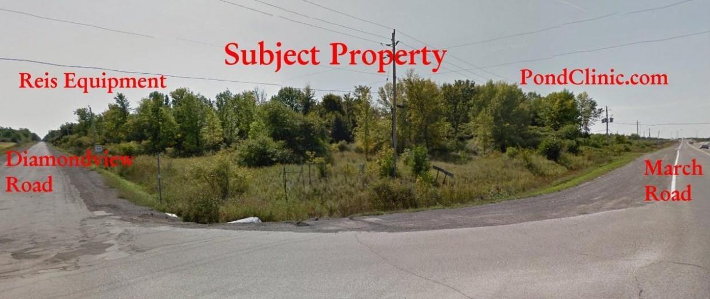 1575 Diamondview - Parcel C - Road, Ottawa, Ontario K0A1L0