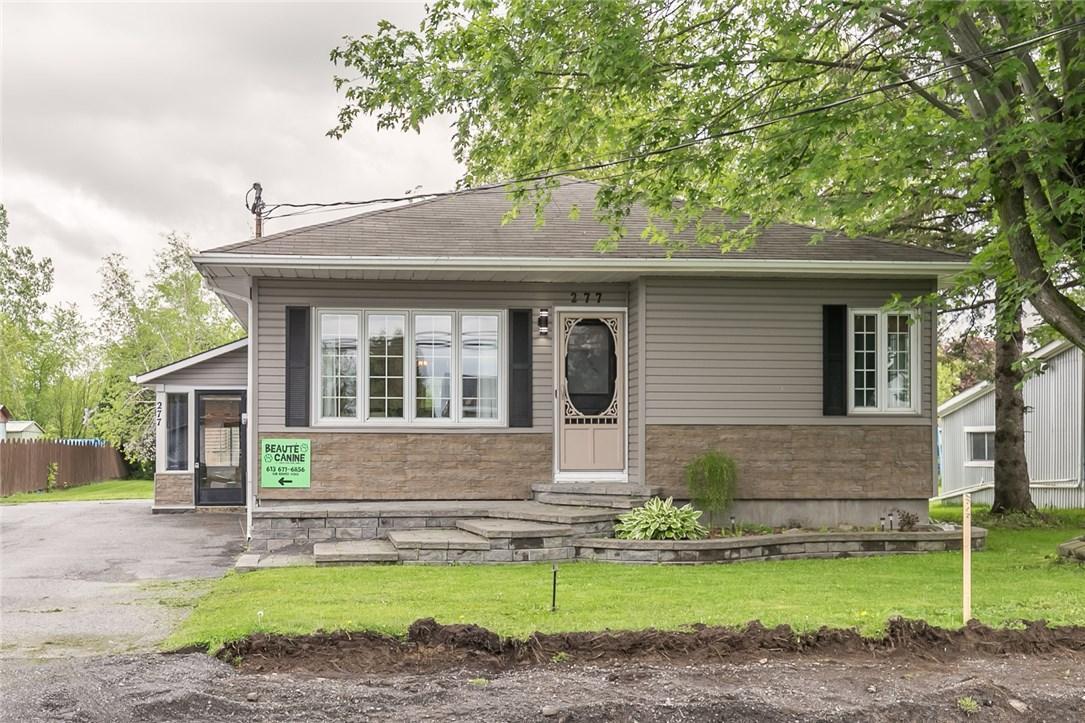 277 Longueuil Street, L'orignal, Ontario K0B1K0