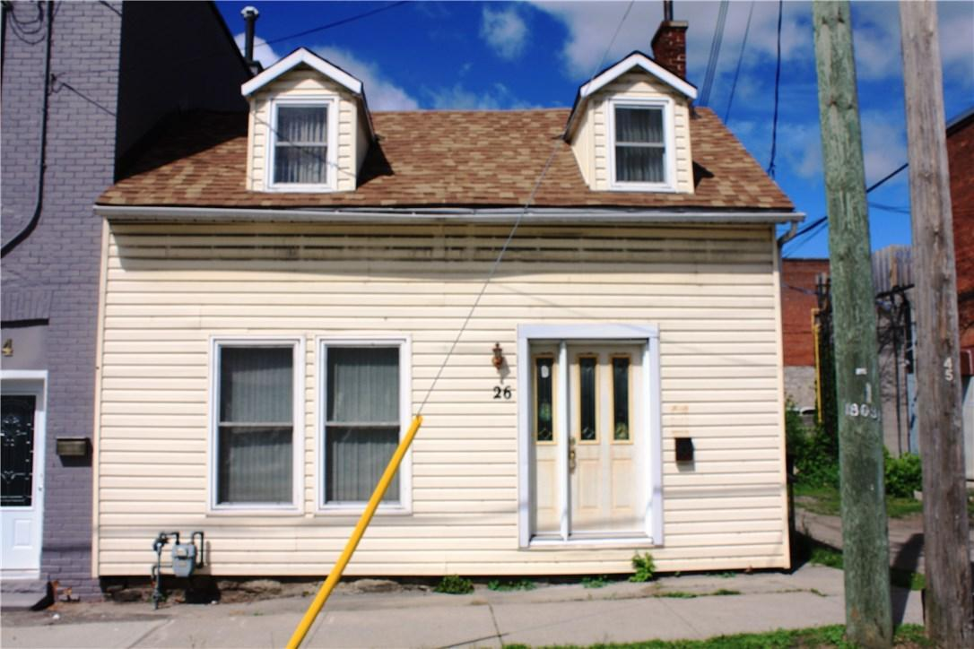 26 Market Street, Smiths Falls, Ontario K7A2E6