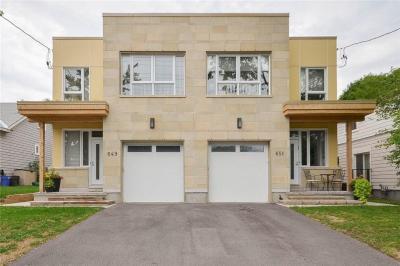 Photo of 649 Churchill Avenue, Ottawa, Ontario K1Z5G2