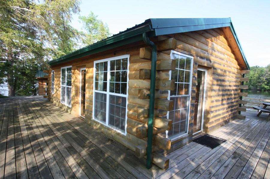 128 Newboro Lake Island, Newboro, Ontario K0G1V0