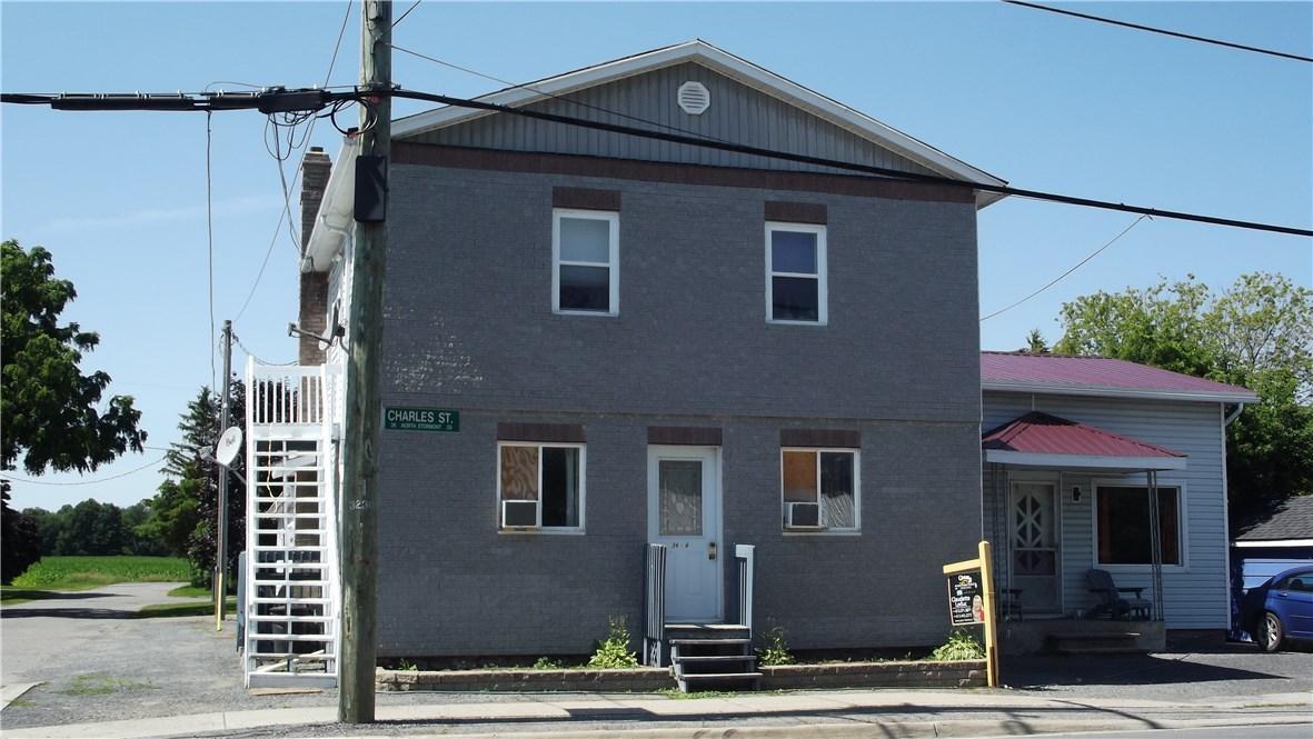 34 Charles Street, Crysler, Ontario K0A1R0