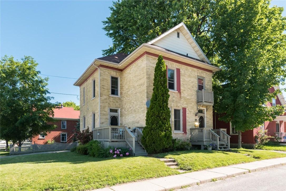 22 Elm Street, Smiths Falls, Ontario K7A4G8