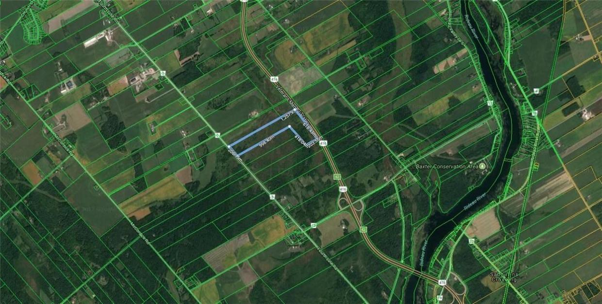 Fourth Line Road, North Gower, Ontario K0G1J0