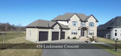Photo of 458 Lockmaster Crescent, Ottawa, Ontario K4M1L9