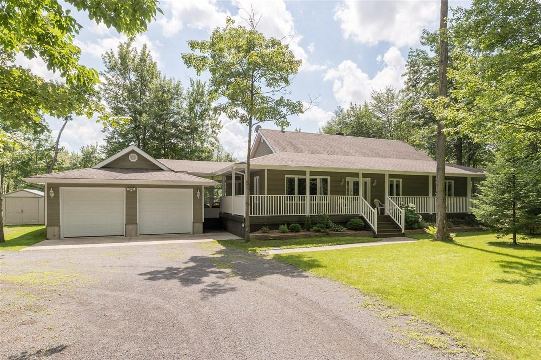 1160 Concession 1 Road, Chute-a-blondeau, Ontario K0B1B0