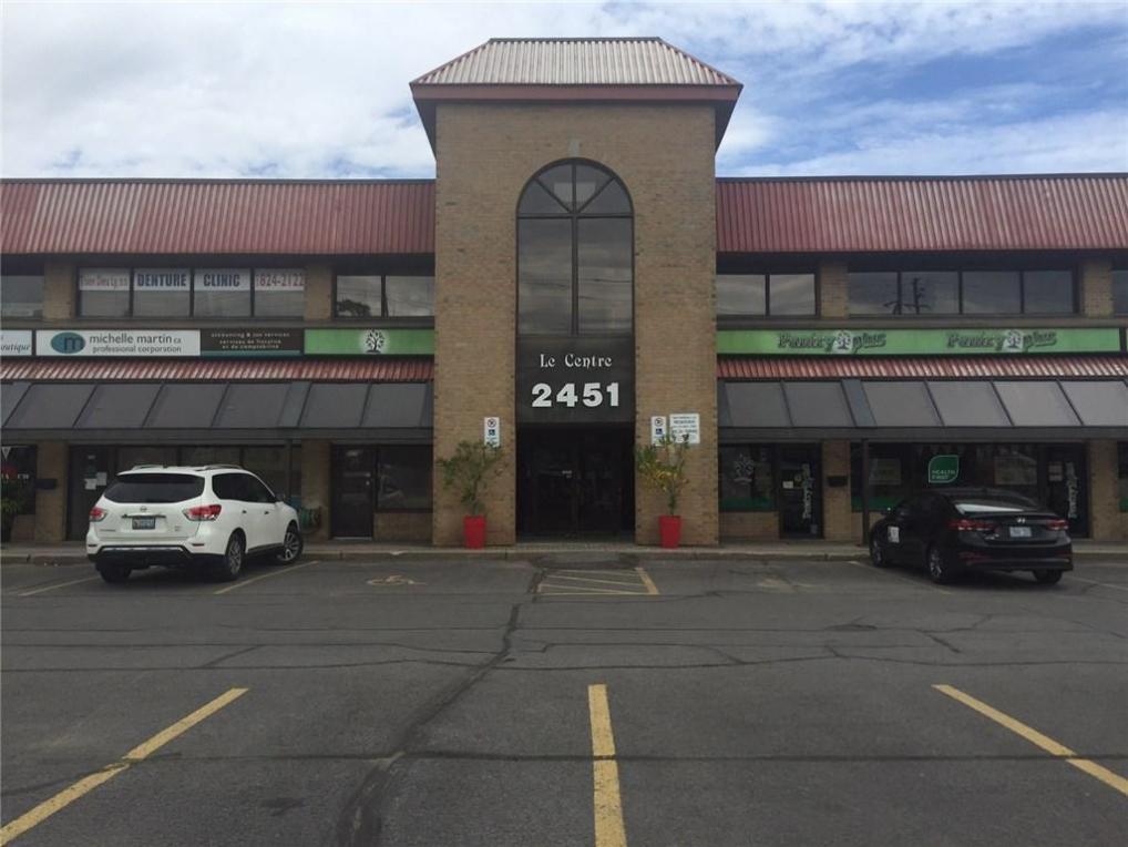 2451 St. Joseph Boulevard Unit#216/218, Ottawa, Ontario K1C1P4