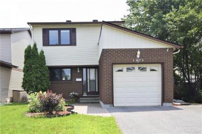 Photo of 1475 Bortolotti Crescent, Ottawa, Ontario K1B5C1
