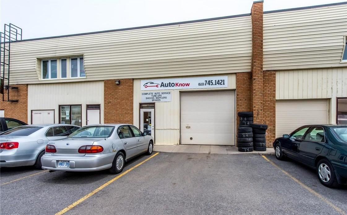 5470 Canotek Road Unit#29, Ottawa, Ontario K1J9H3