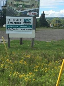 1725 County Road 4 Road, L'orignal, Ontario K0B1K0