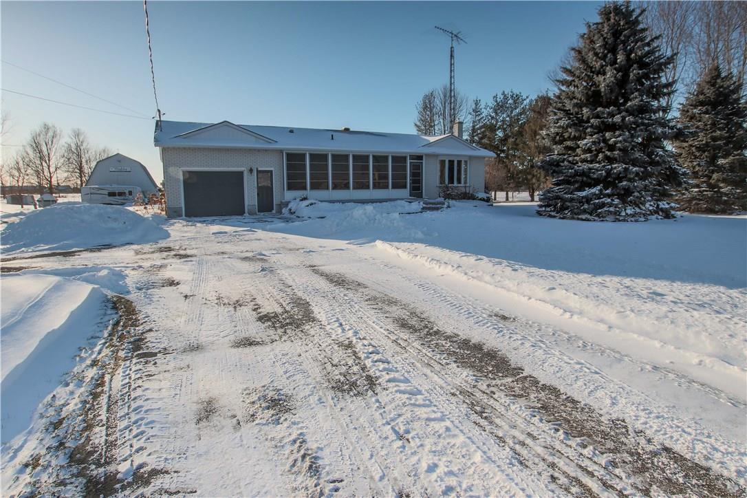 12187 County 3 Road, Winchester, Ontario K0C2K0