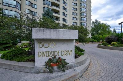 Photo of 1500 Riverside Drive Unit#1607, Ottawa, Ontario K1G4J4