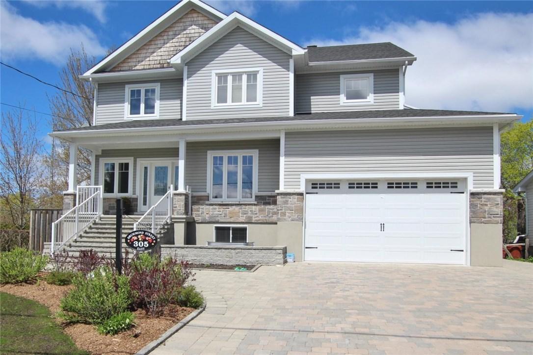 305 Drummond Street E, Merrickville, Ontario K0G1N0