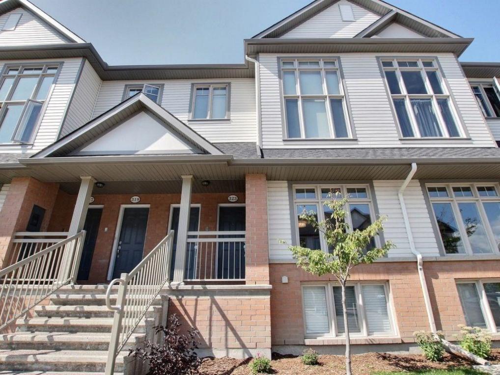 323 Galston Private, Ottawa, Ontario K1W0G3