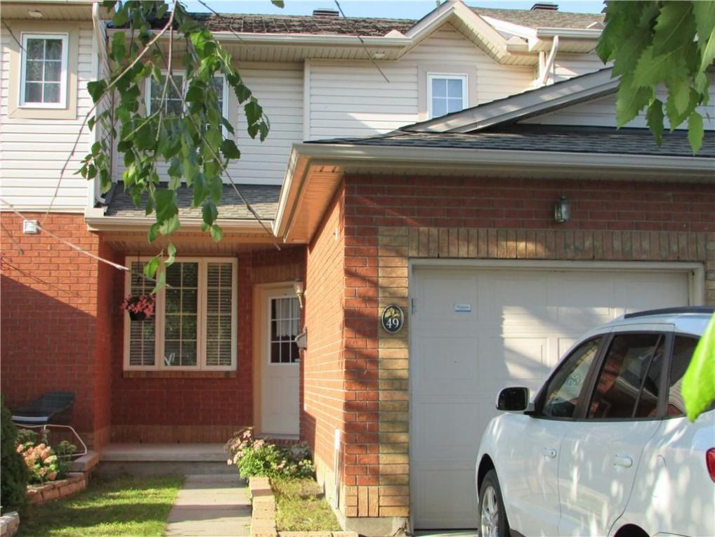 49 Helmsdale Drive, Ottawa, Ontario K2K2S4