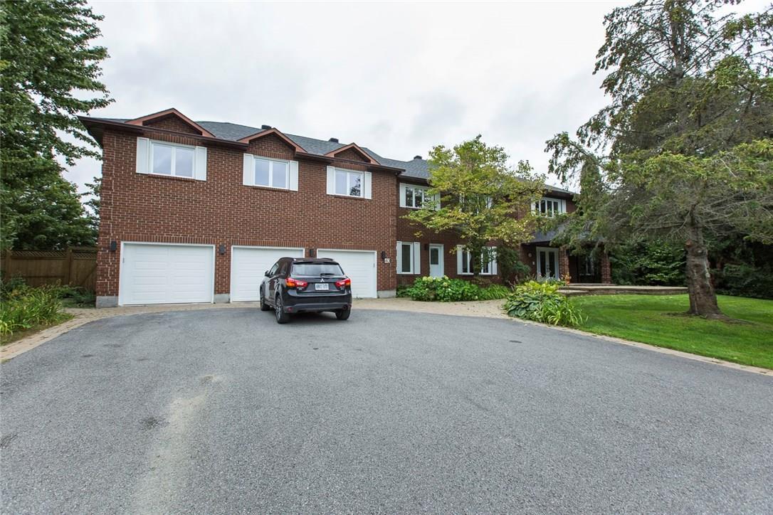40 Spring Cress Drive, Ottawa, Ontario K2R1B3