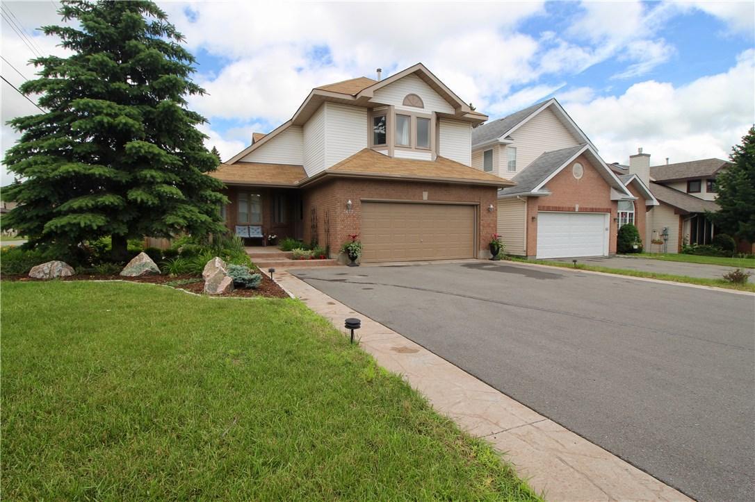 3677 Levadia Avenue, Ottawa, Ontario K1T1L6
