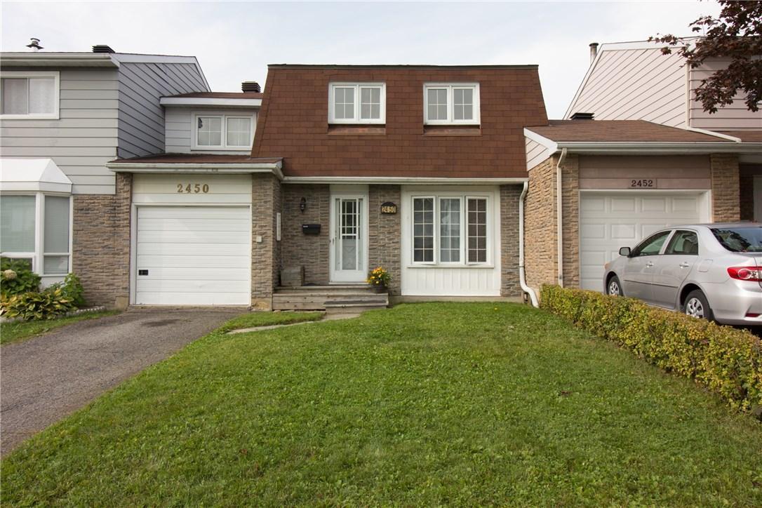 2450 Autumn Hill Crescent, Ottawa, Ontario K1B4M5