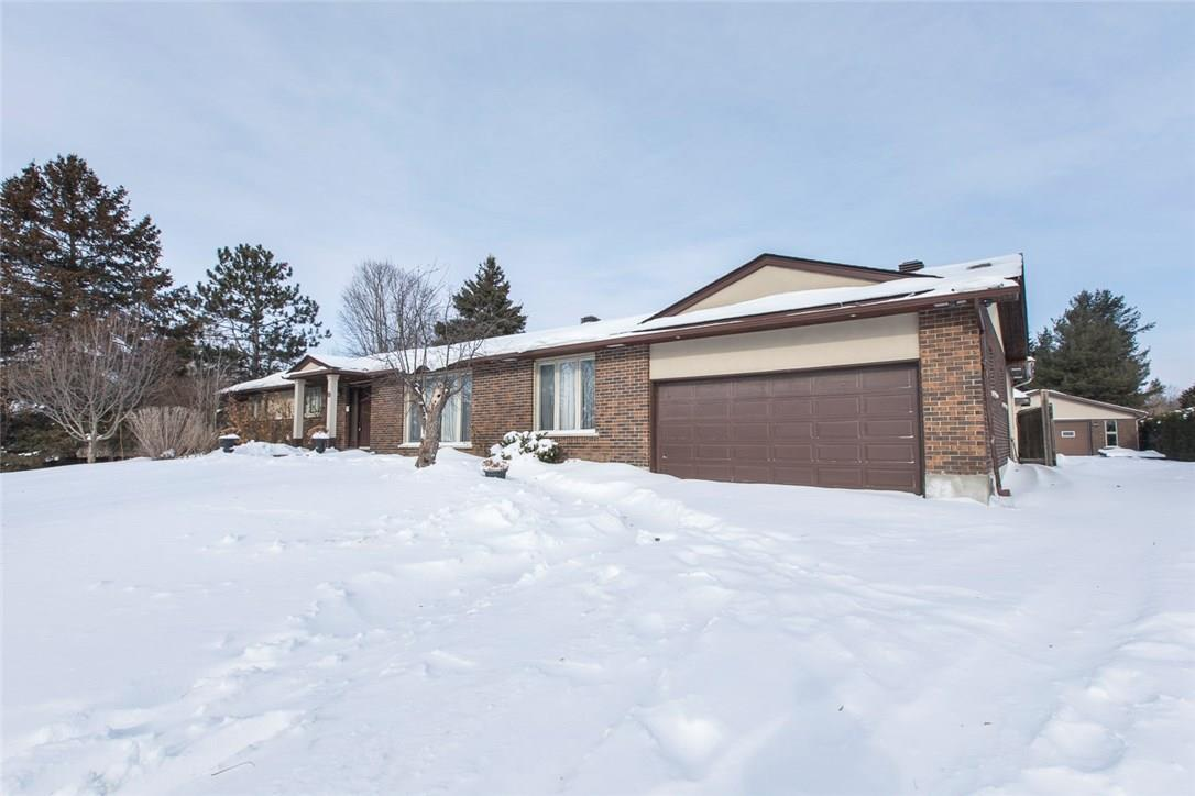 69 Steeple Hill Crescent, Nepean, Ontario K2R1G2