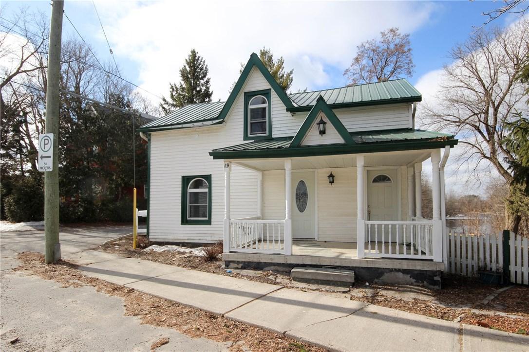 19 Reuben Crescent, Kemptville, Ontario K0G1J0