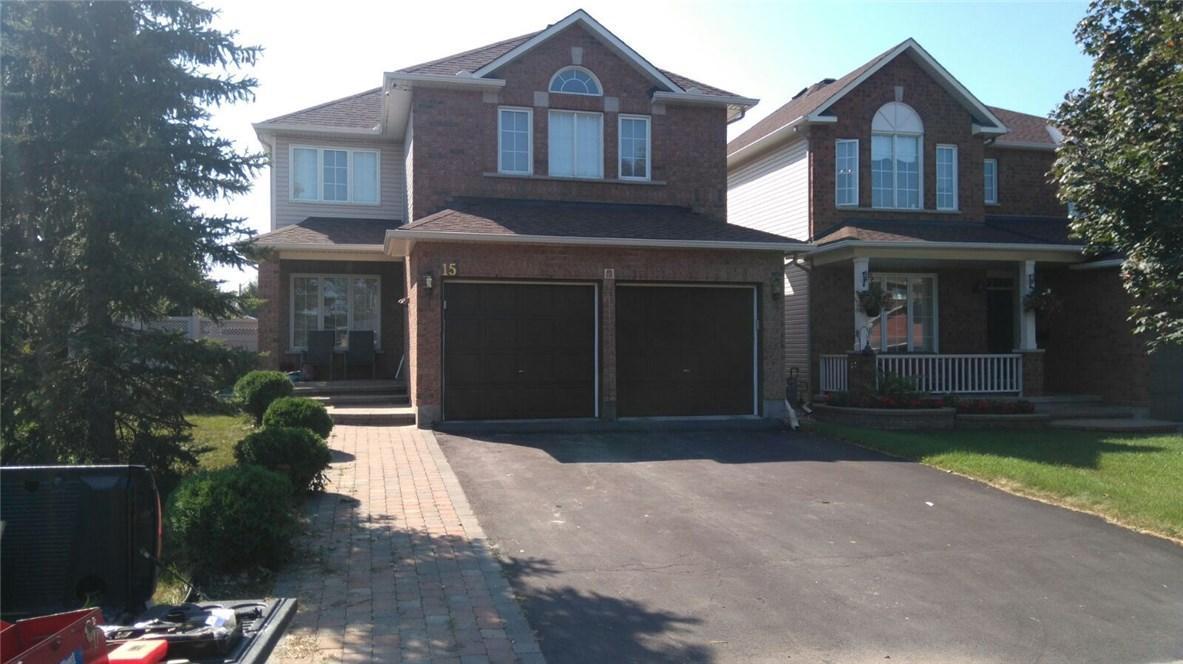 15 Bondar Way, Ottawa, Ontario K1T4A9