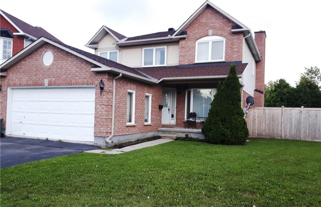 2 Forestglade Crescent, Ottawa, Ontario K1G5X3