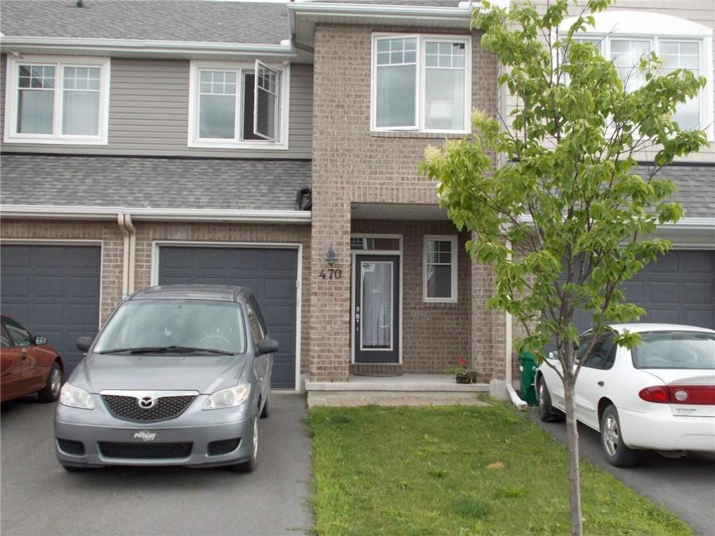 470 Rochefort Circle, Orleans, Ontario K4A0M9