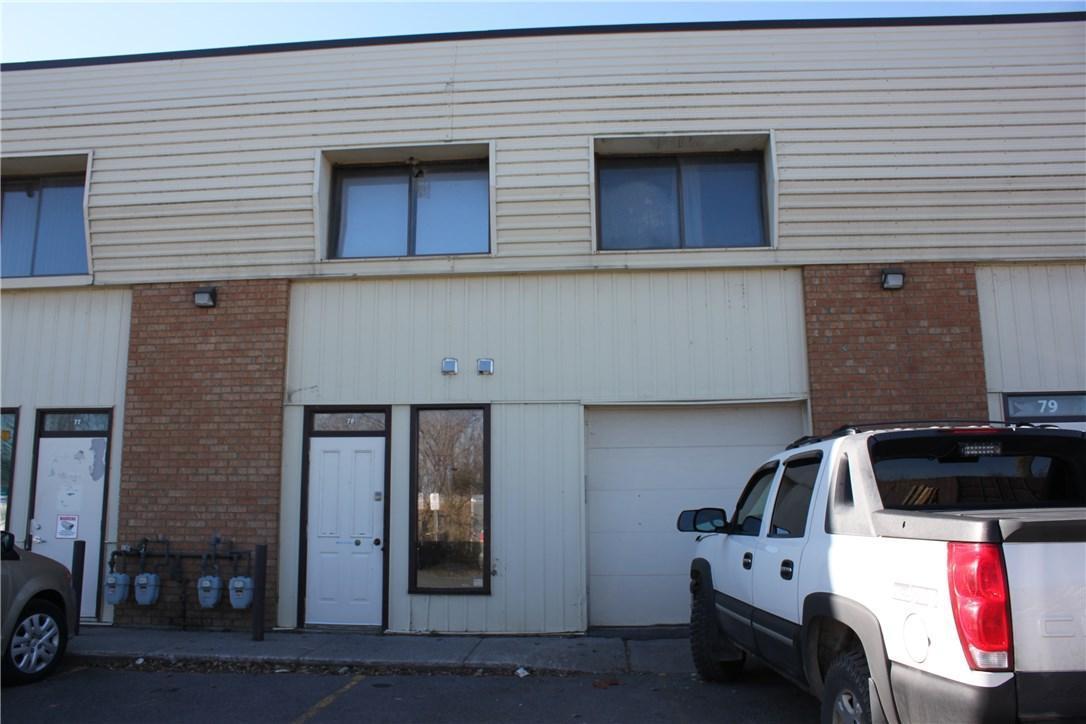 5450 Canotek Road Unit#78, Ottawa, Ontario K1J9G7