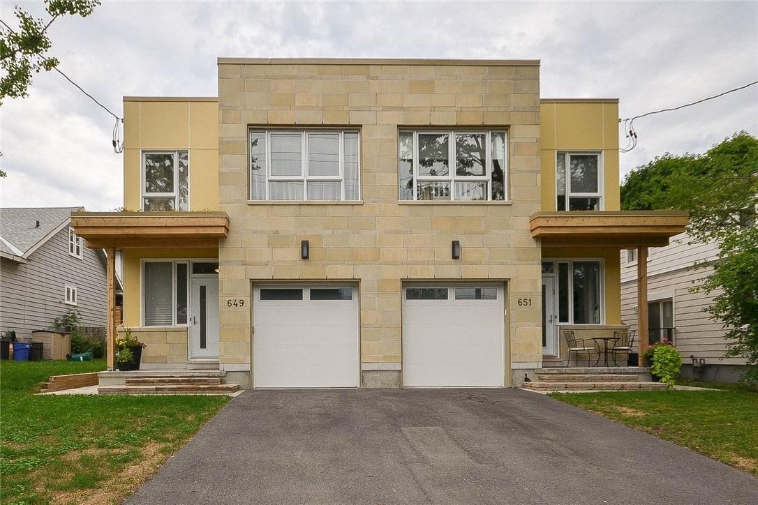 649 Churchill Avenue, Ottawa, Ontario K1Z5G2