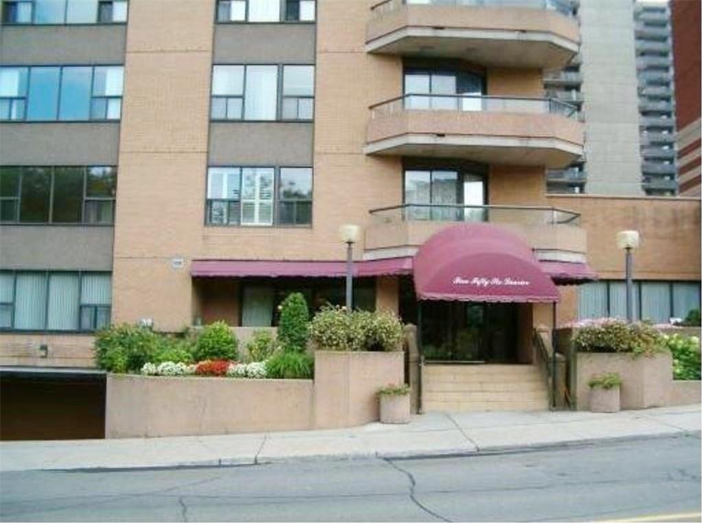 556 Laurier Avenue W Unit#1707, Ottawa, Ontario K1R7X2