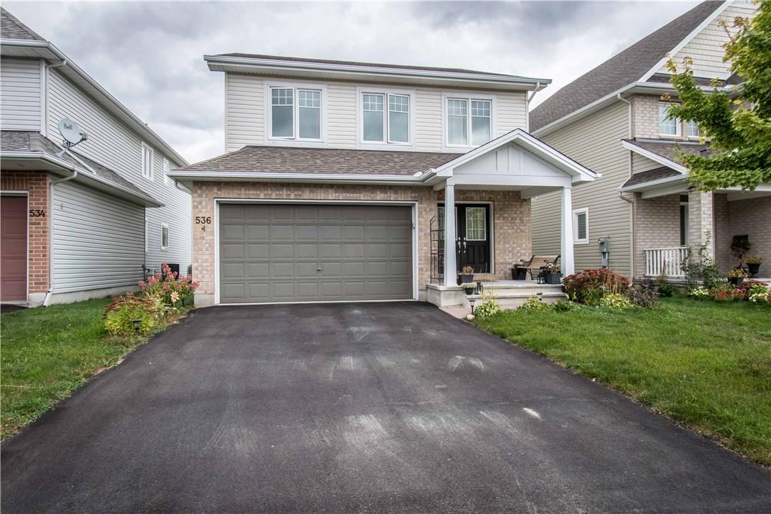 536 Golden Sedge Way, Ottawa, Ontario K1T0G5