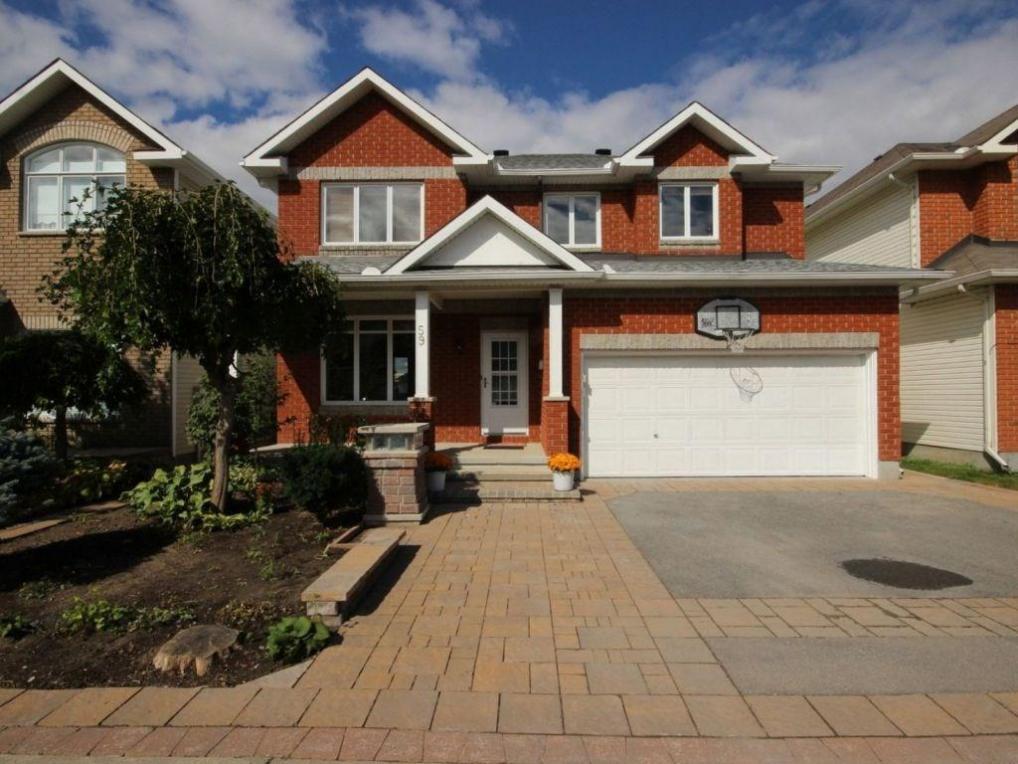 59 Gleeson Way, Ottawa, Ontario K2J4Y7