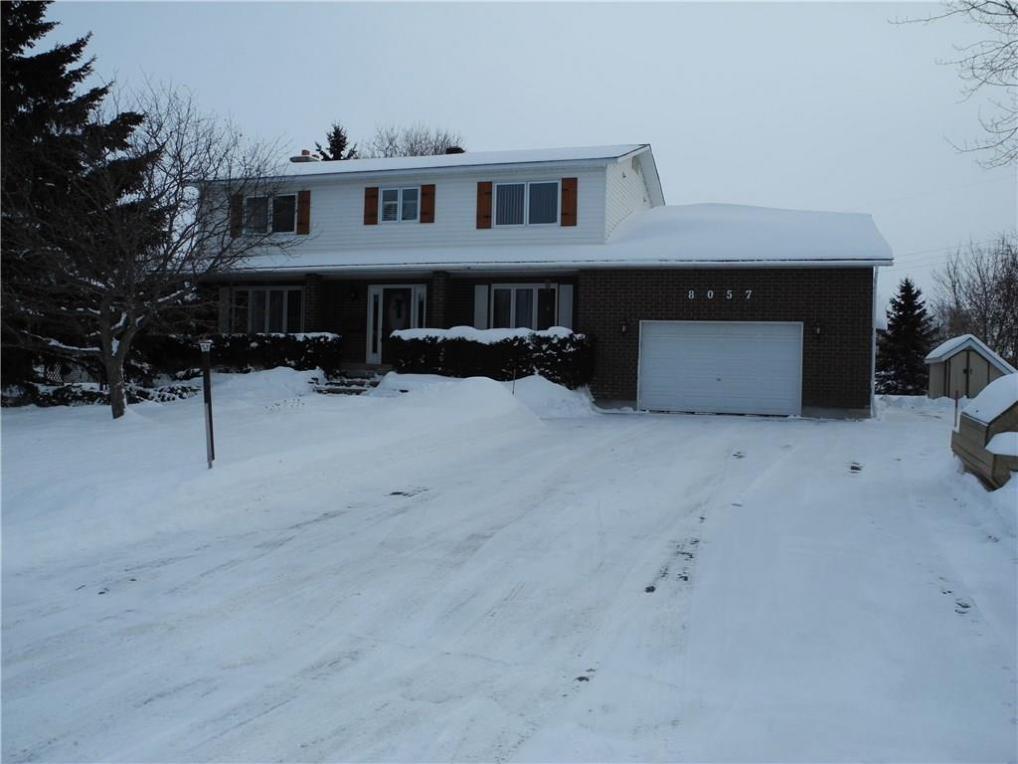 8057 Laurie Lane, Metcalfe, Ontario K0A2P0