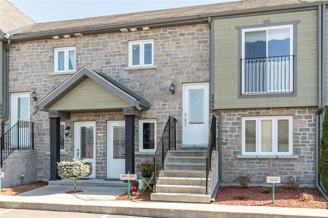665 Nelson Street W Unit#205, Hawkesbury, Ontario K6A0A3