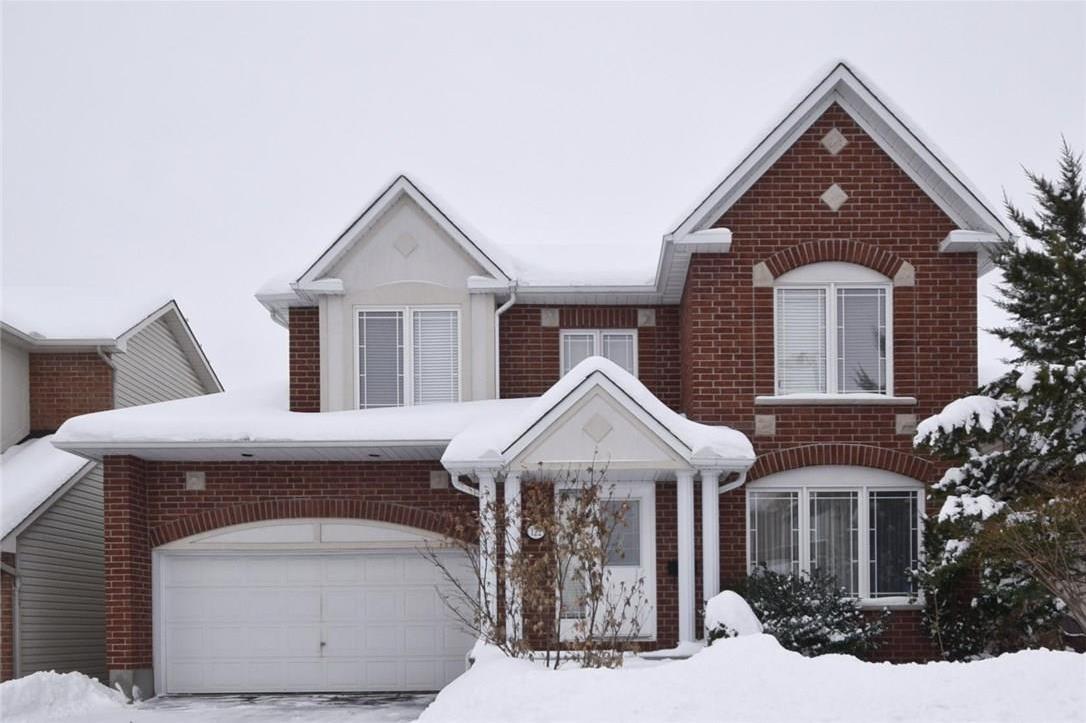 122 Millgreen Crescent, Ottawa, Ontario K1J1K3