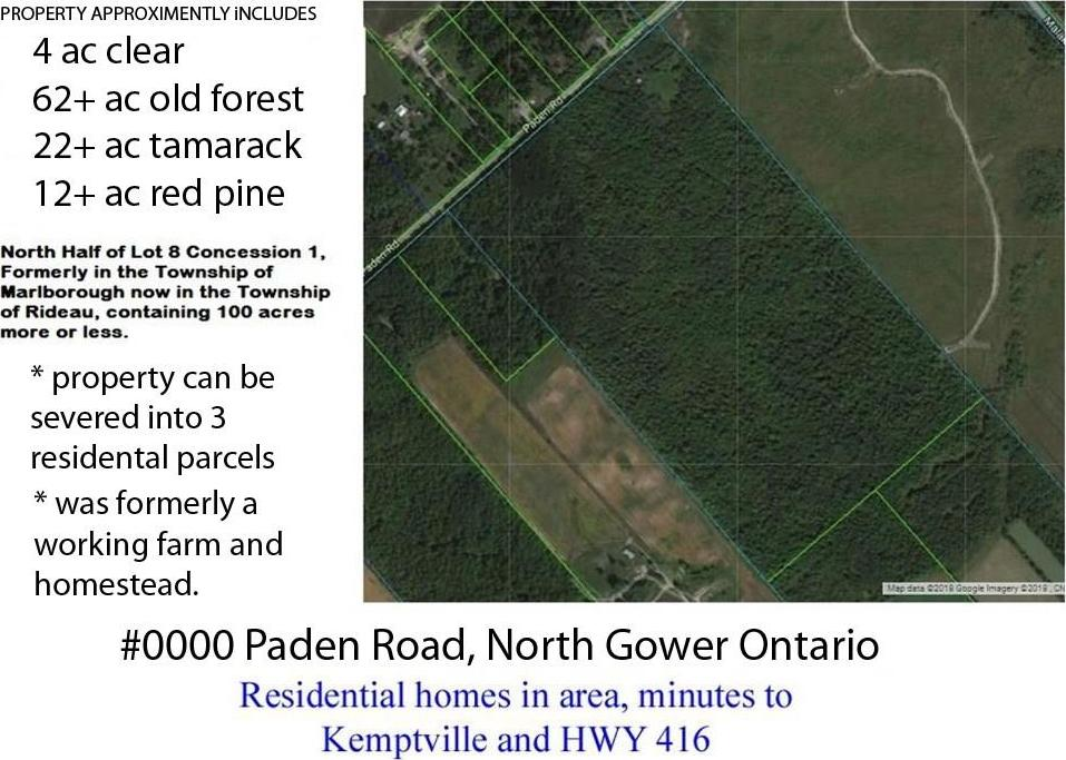 0000 Paden Road, Ottawa, Ontario K0A2T0
