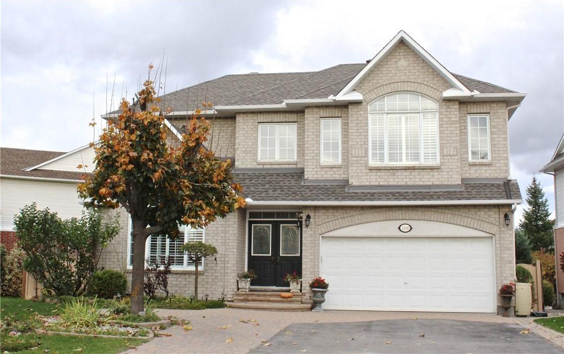 2998 Sable Ridge Drive, Ottawa, Ontario K1T3S2