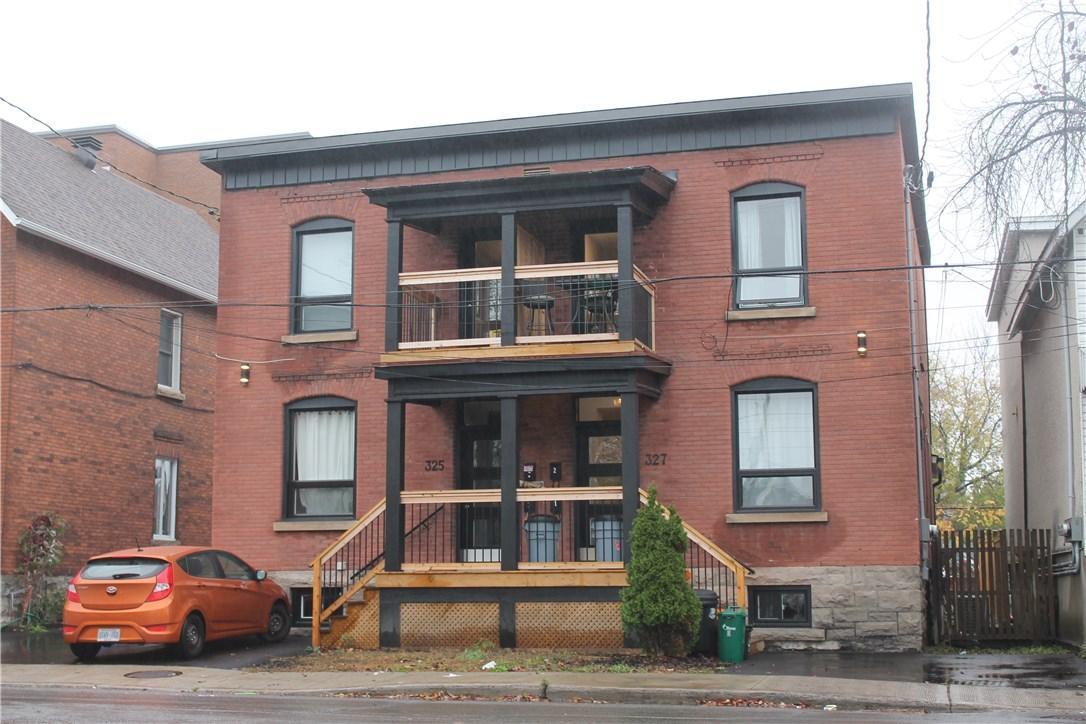 325-327 Booth Street, Ottawa, Ontario K1R7K1