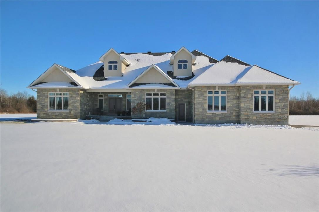 3395 Stagecoach Road, Osgoode, Ontario K0A2W0