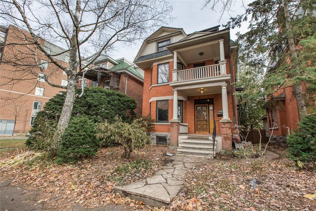 4 Oakland Avenue, Ottawa, Ontario K1S2T2