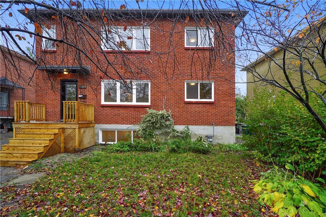 2489 Clover Street, Ottawa, Ontario K1V8G6