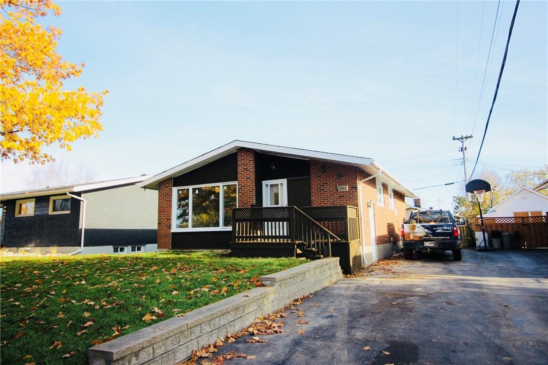 2465 Heaton Avenue, Ottawa, Ontario K1G1J1