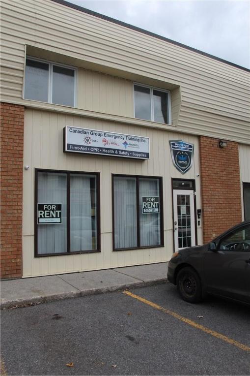 5470 Canotek Road Unit#24, Ottawa, Ontario K1J9H3