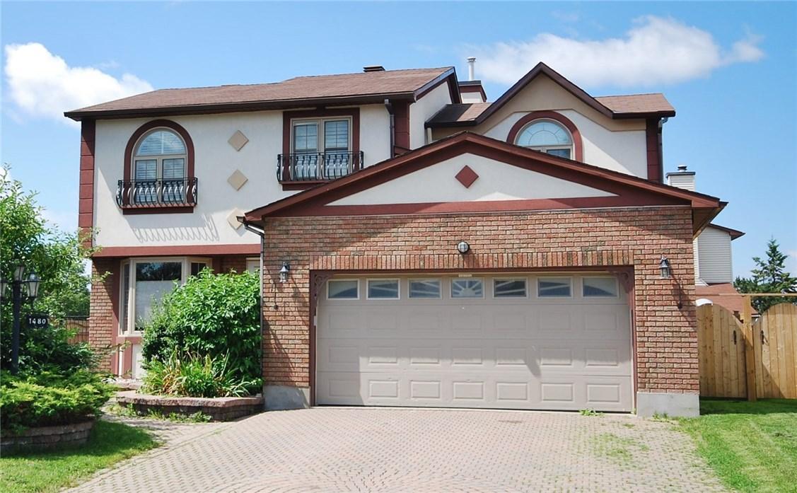 1480 Bradshaw Crescent, Gloucester, Ontario K1B5G2