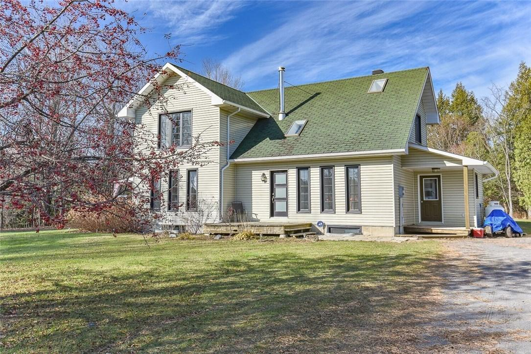 545 Concession 7 Road, Alfred, Ontario K0B1A0